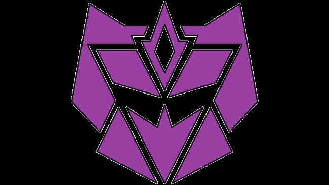 Decepticon Logo 1993-1995
