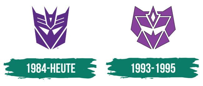 Decepticon Logo Geschichte