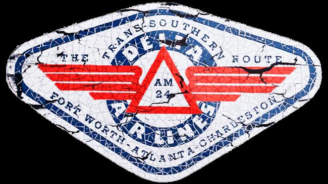 Delta Air Lines (First era) Logo 1934