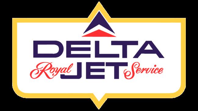 Delta Air Lines (Second era) Logo 1959