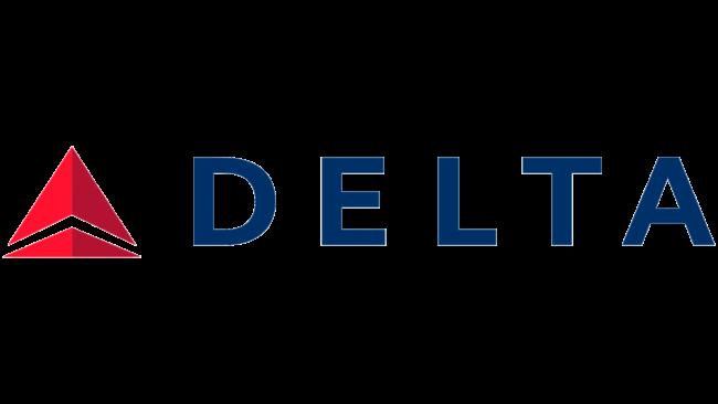 Delta Air Lines (Second era) Logo 2007-heute