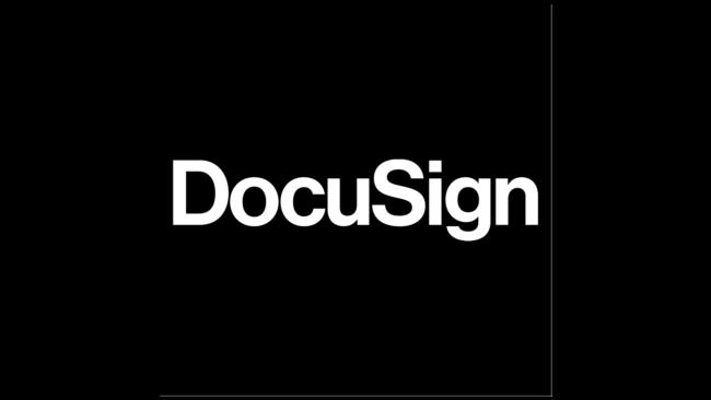 DocuSign Logo 2019-heute