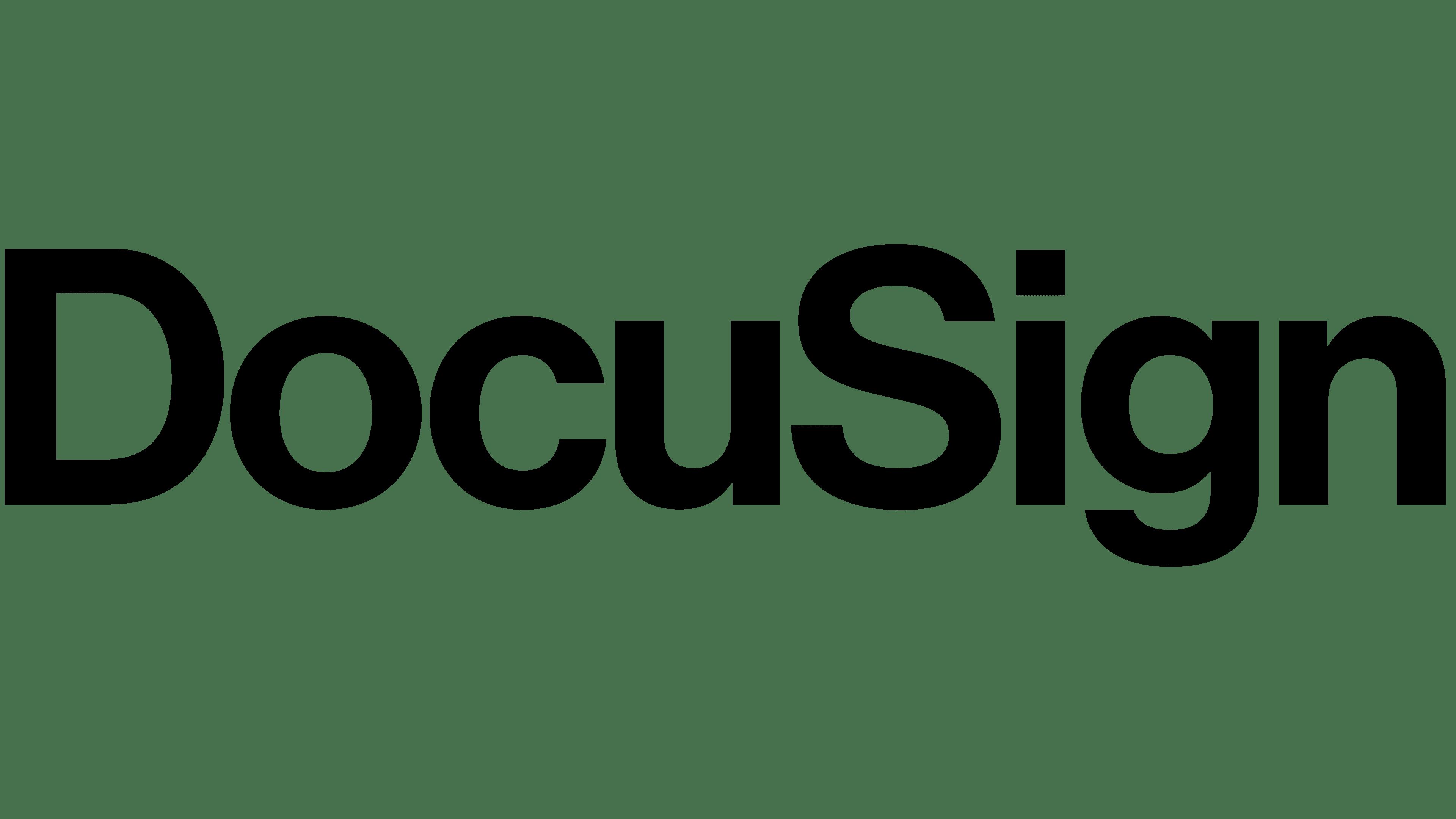DocuSign Logo   Logo, zeichen, emblem, symbol. Geschichte und ...
