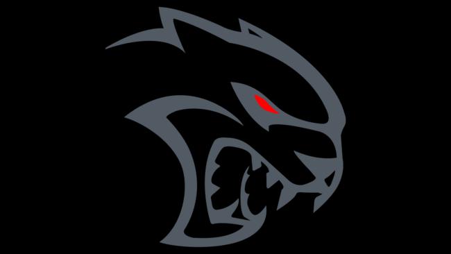 Dodge Hellcat Emblem