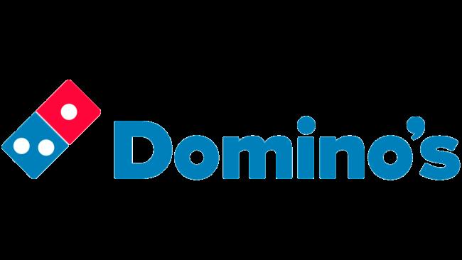 Domino's Logo 2012-heute