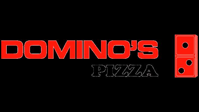 Domino's Pizza Logo 1965-1969