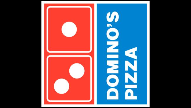 Domino's Pizza Logo 1975-1996