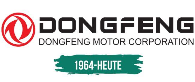 Dongfeng Logo Geschichte