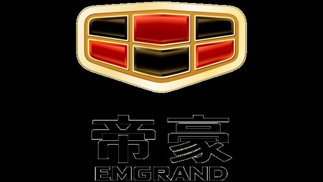 Emgrand Logo 2008-2014