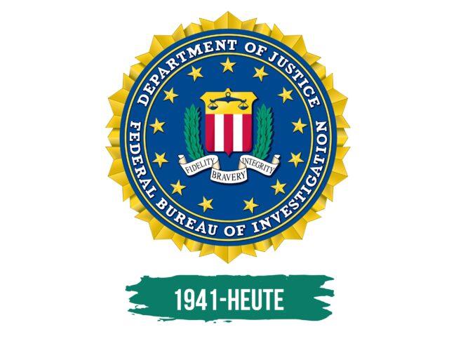 FBI Logo Geschichte
