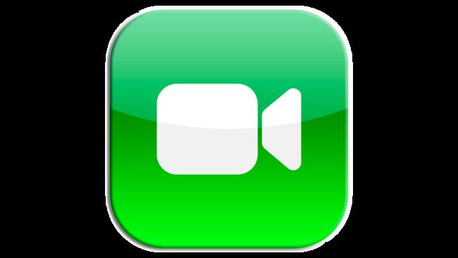 FaceTime Logo 2010-2011