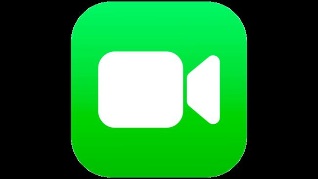 FaceTime Logo 2018-heute