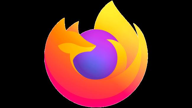 Firefox Browser Logo 2019-heute