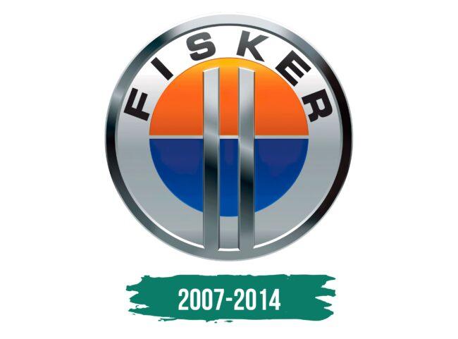Fisker Logo Geschichte