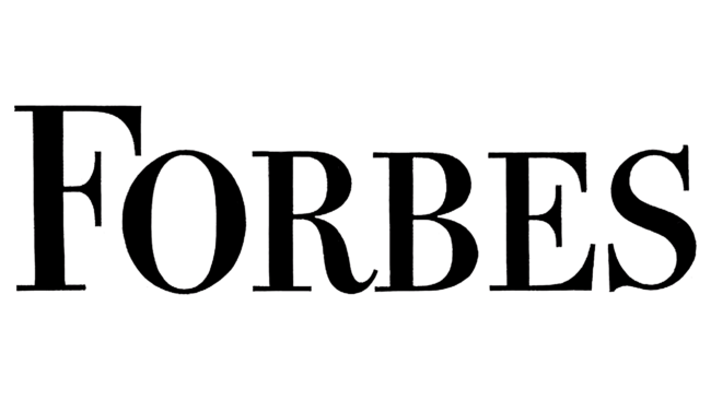 Forbes Logo 1953-1966
