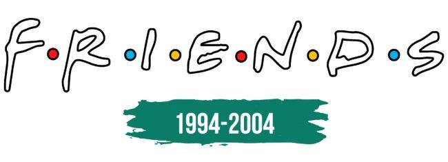 Friends Logo Geschichte