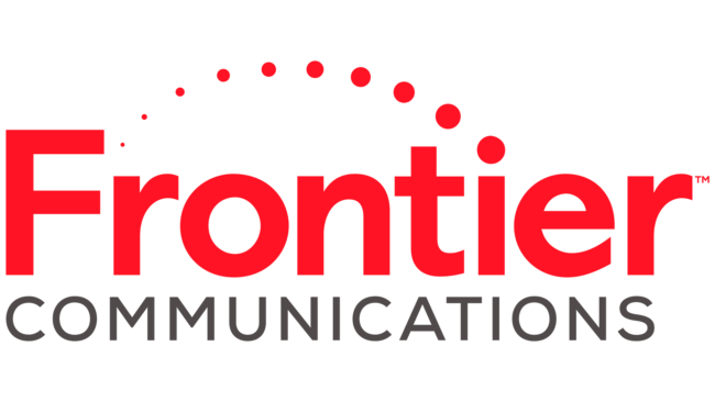 Frontier Communications Logo 2016-heute