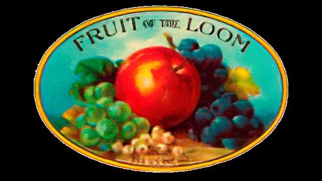 Fruit of the Loom Logo 1927-1936