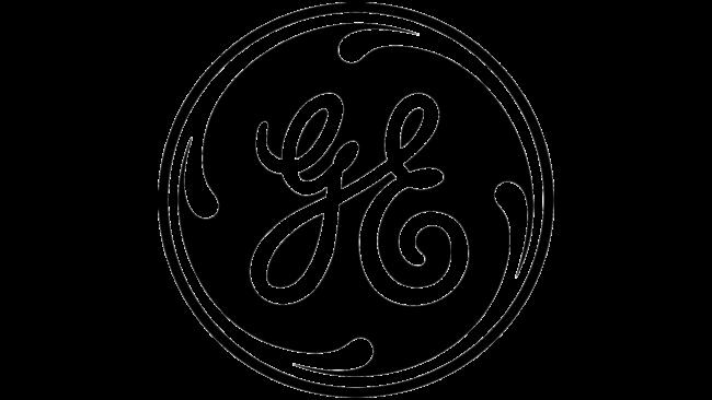 General Electric Logo 1987-1998