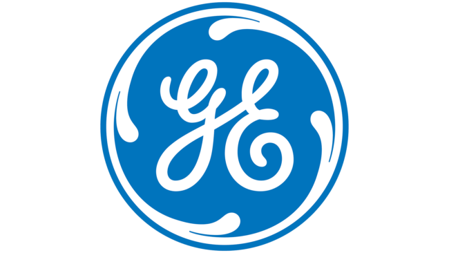 General Electric Logo 2004-heute