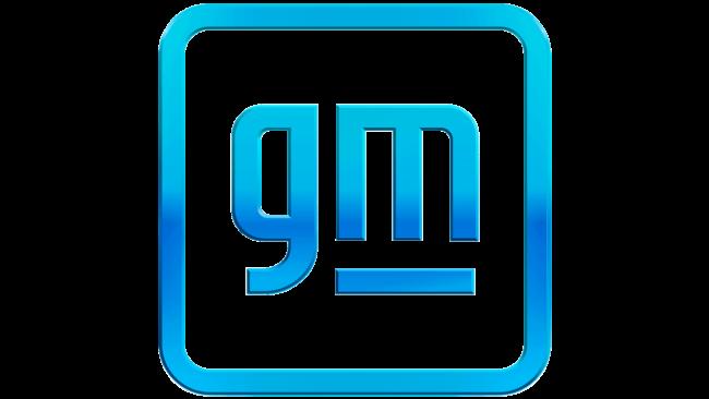 General Motors Logo 2021-heute