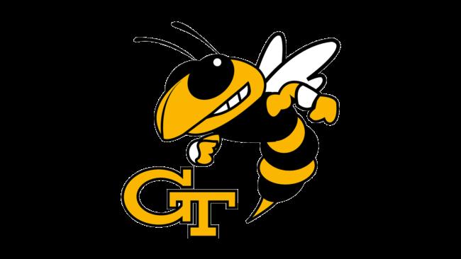 Georgia Tech Yellow Jackets Logo 1991-heute