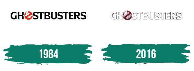 Ghostbusters Logo Geschichte