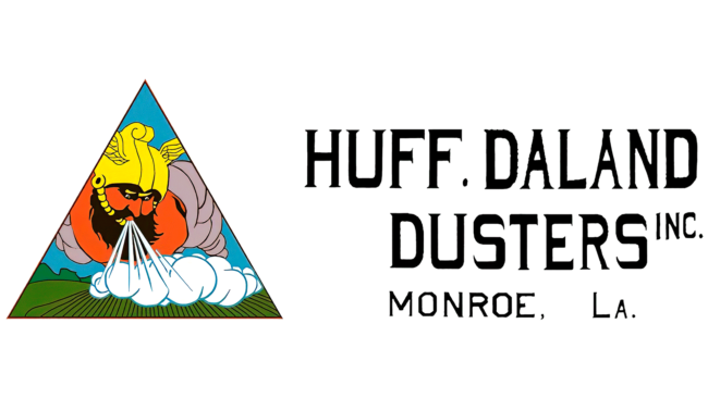Huff Daland Dusters Logo 1925-1928