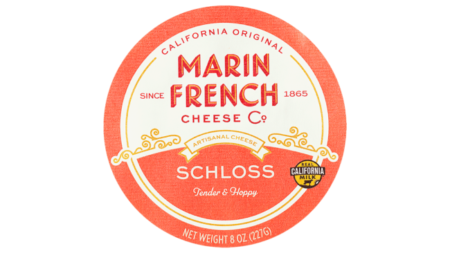 Marin French Cheese Emblem