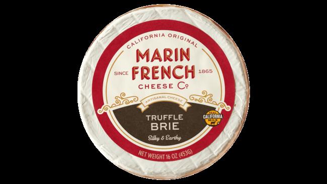 Marin French Cheese Neues Logo