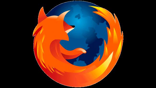 Mozilla Firefox Logo 2004-2005