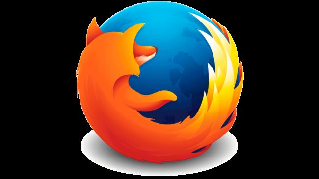 Mozilla Firefox Logo 2013-2017