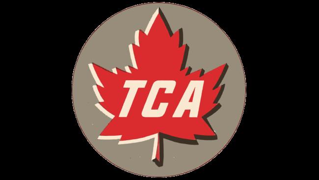 Trans Canada Air Lines Logo 1945-1965
