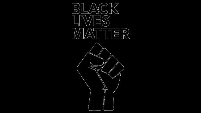 Zeichen Black Lives Matter
