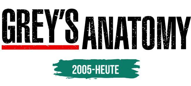 Grey's Anatomy Logo Geschichte