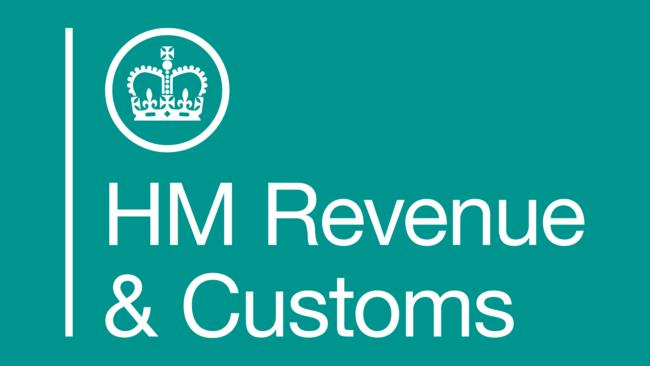 HM Revenue and Customs (HMRC) Logo 2013-heute
