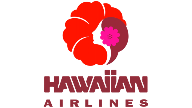 Hawaiian Airlines Logo 1990-1995