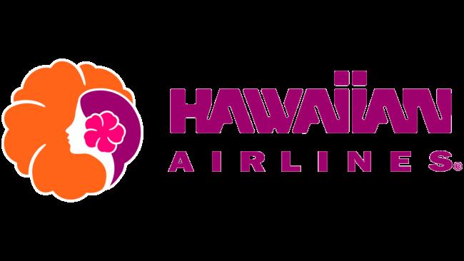 Hawaiian Airlines Logo 1995-2001