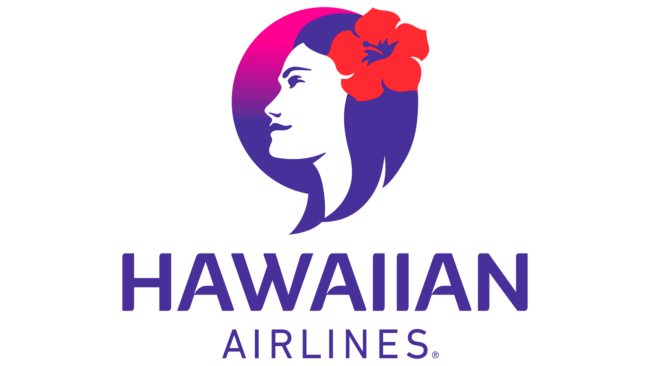 Hawaiian Airlines Logo 2017-heute