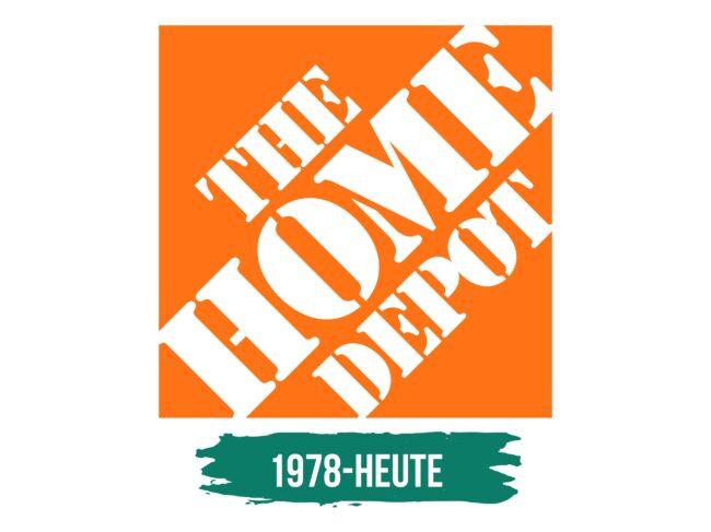 Home Depot Logo Geschichte