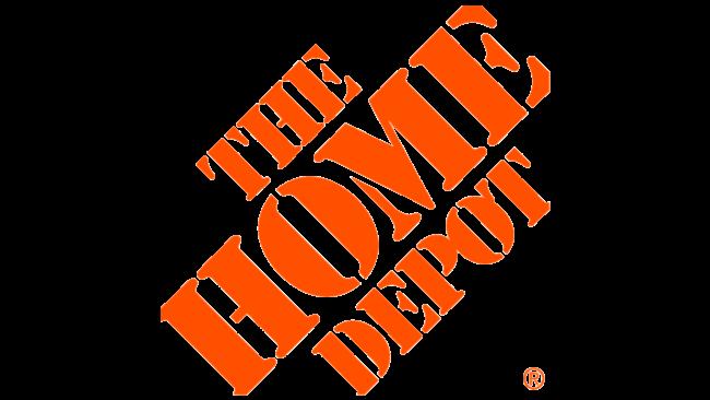 Home Depot Zeichen