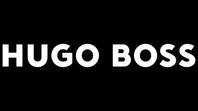 Hugo Boss Neues Logo