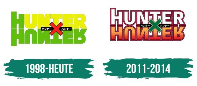 Hunter x Hunter Logo Geschichte