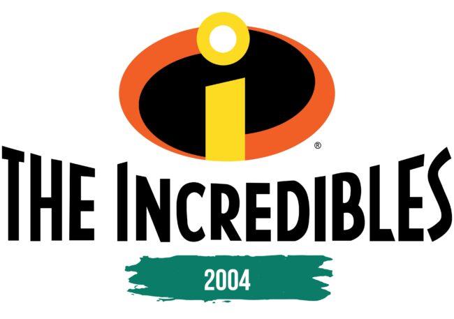 Incredibles Logo Geschichte