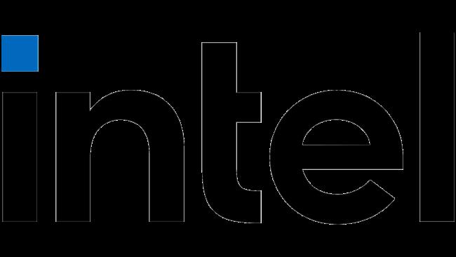 Intel Logo 2020-heute