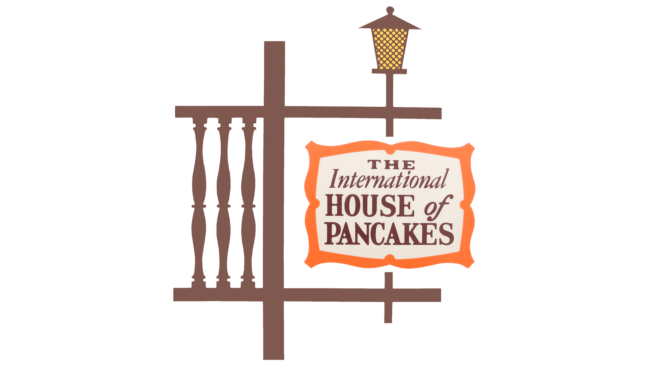 International House of Pancakes Logo 1958-1982