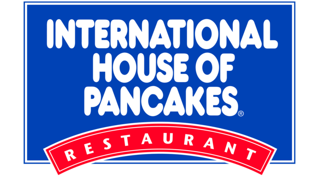 International House of Pancakes Logo 1992-1994