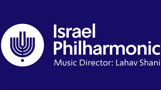 Israel Philharmonic Orchestra Neues Logo