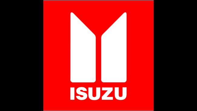 Isuzu Logo 1974-1991
