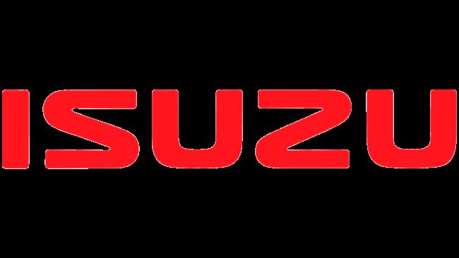 Isuzu Logo 1991-heute